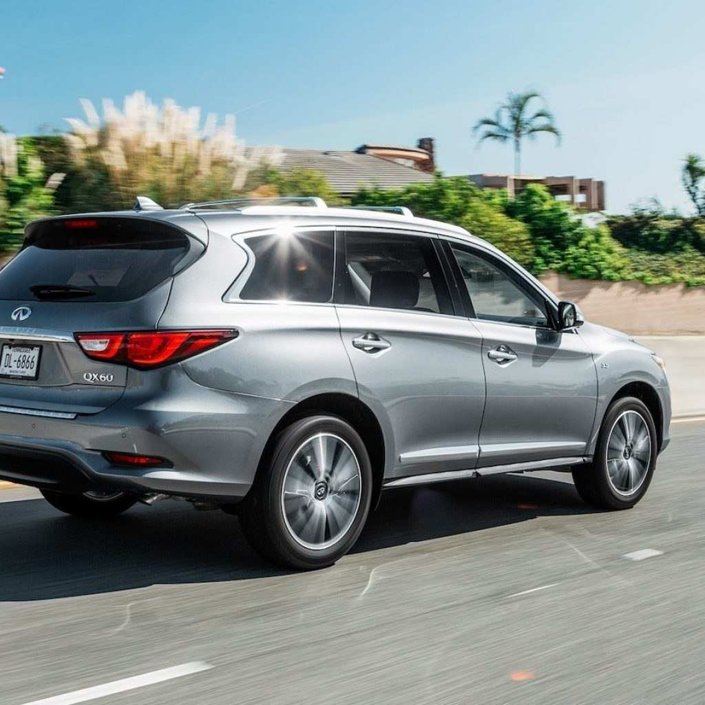 26 All New 2020 Infiniti QX60 Hybrid First Drive with 2020 Infiniti QX60 Hybrid