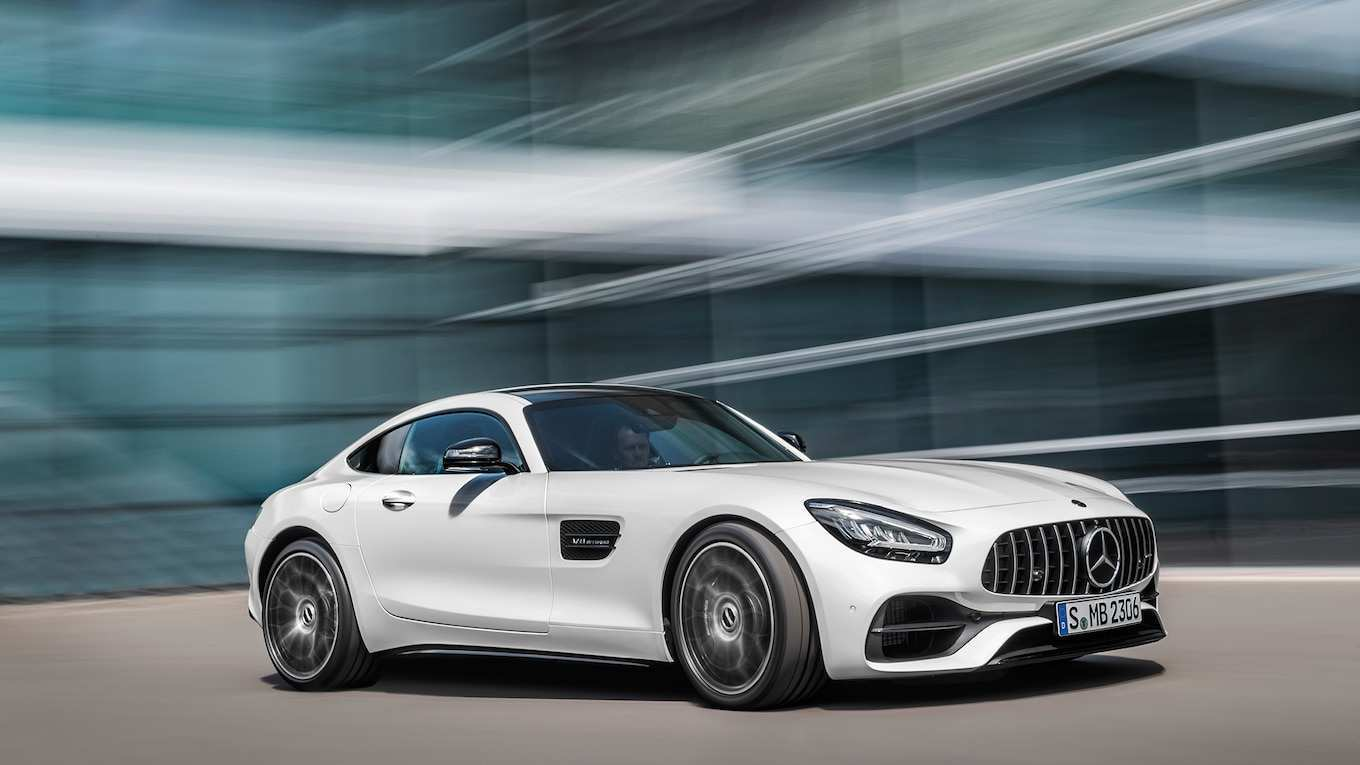 26 All New 2020 Mercedes AMG GT Interior for 2020 Mercedes AMG GT