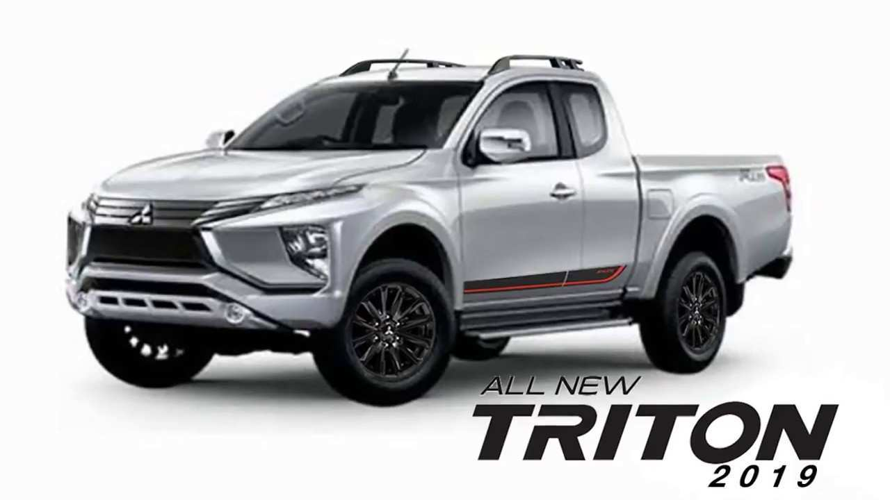 26 All New 2020 Mitsubishi Triton Pricing with 2020 Mitsubishi Triton