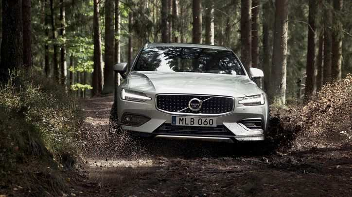 26 All New 2020 Volvo V60 Cross Country Speed Test with 2020 Volvo V60 Cross Country