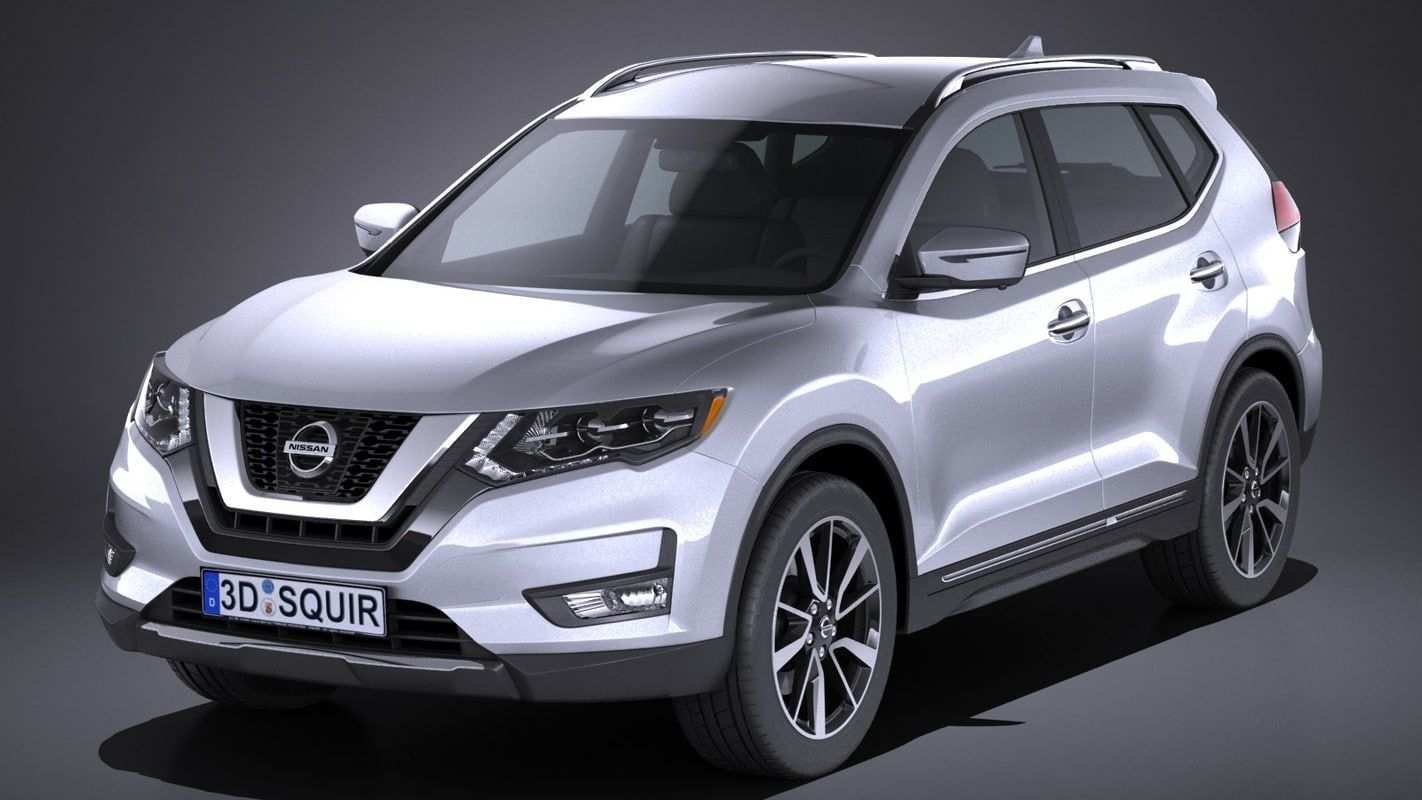 26 All New Nissan X Trail 2020 New Concept Redesign and Concept for Nissan X Trail 2020 New Concept
