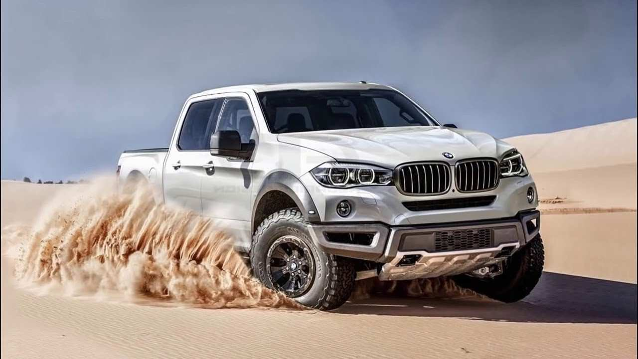 26 Best Review 2020 BMW Off Road Truck New Concept for 2020 BMW Off Road Truck