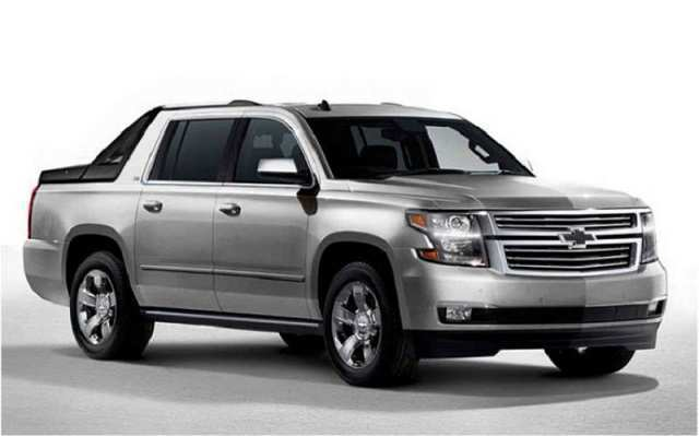 26 Best Review 2020 Chevy Avalanche Configurations with 2020 Chevy Avalanche