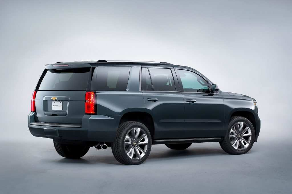 26 Best Review 2020 Chevy Tahoe Ltz Specs by 2020 Chevy Tahoe Ltz