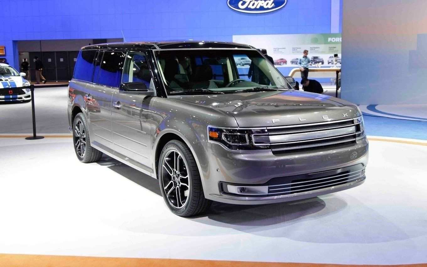 26 Best Review 2020 Ford Flex Model for 2020 Ford Flex