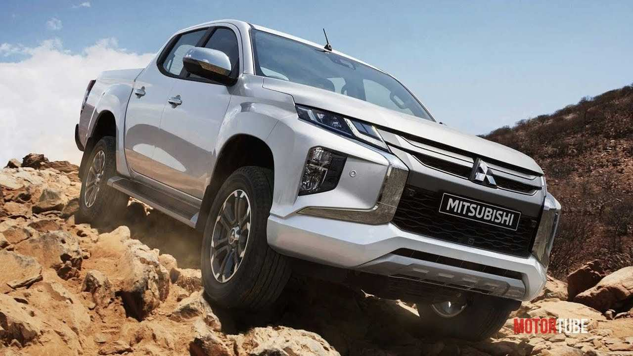 26 Best Review 2020 Mitsubishi Triton Images with 2020 Mitsubishi Triton