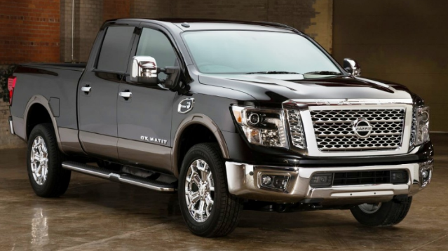 26 Best Review 2020 Nissan Titan Diesel Performance by 2020 Nissan Titan Diesel