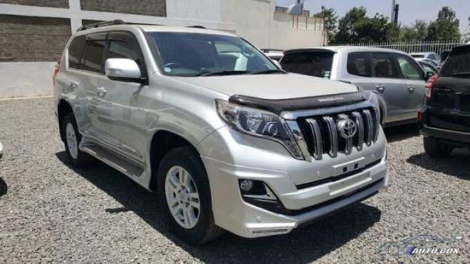 26 Best Review Toyota Prado 2020 New Concept Engine with Toyota Prado 2020 New Concept