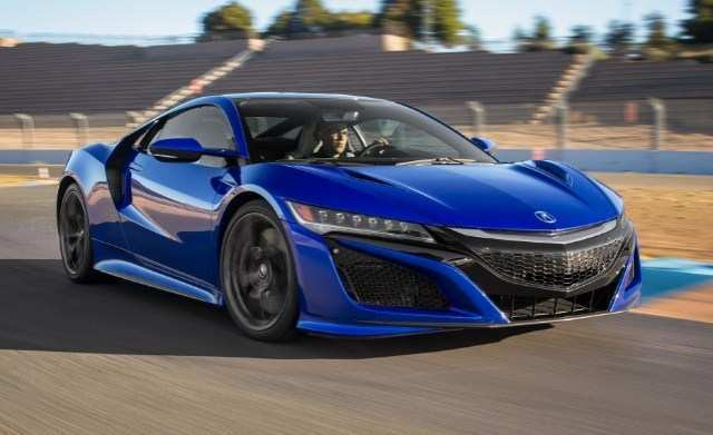 26 Concept of 2020 Honda Nsx Model with 2020 Honda Nsx