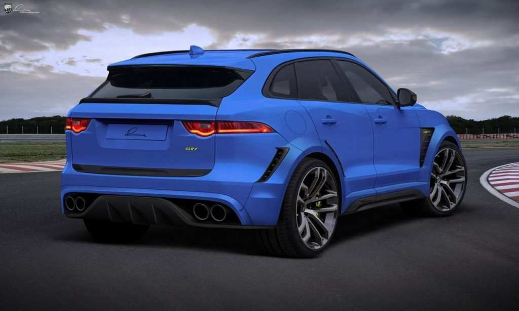 26 Concept of 2020 Jaguar F Pace Svr Reviews by 2020 Jaguar F Pace Svr