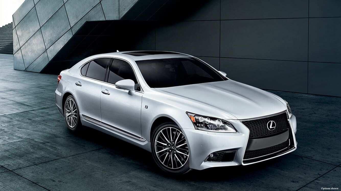 26 Concept of 2020 Lexus LSs Specs for 2020 Lexus LSs