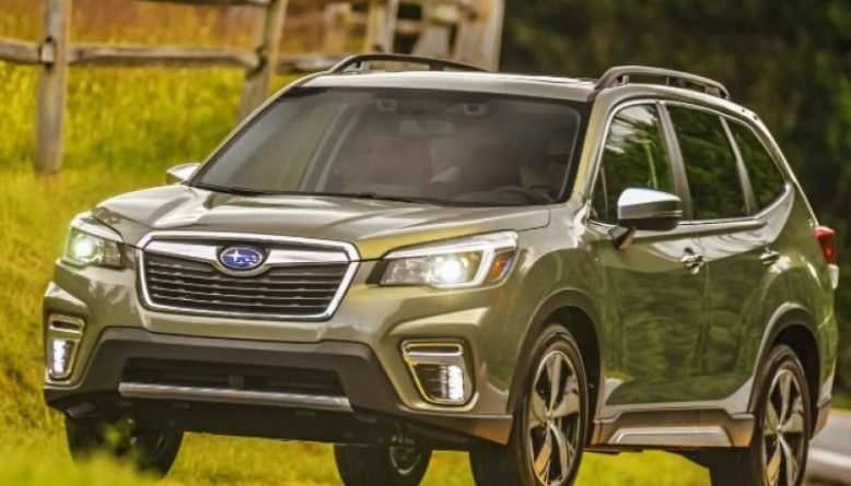 26 Concept of 2020 Subaru Forester Length Release by 2020 Subaru Forester Length