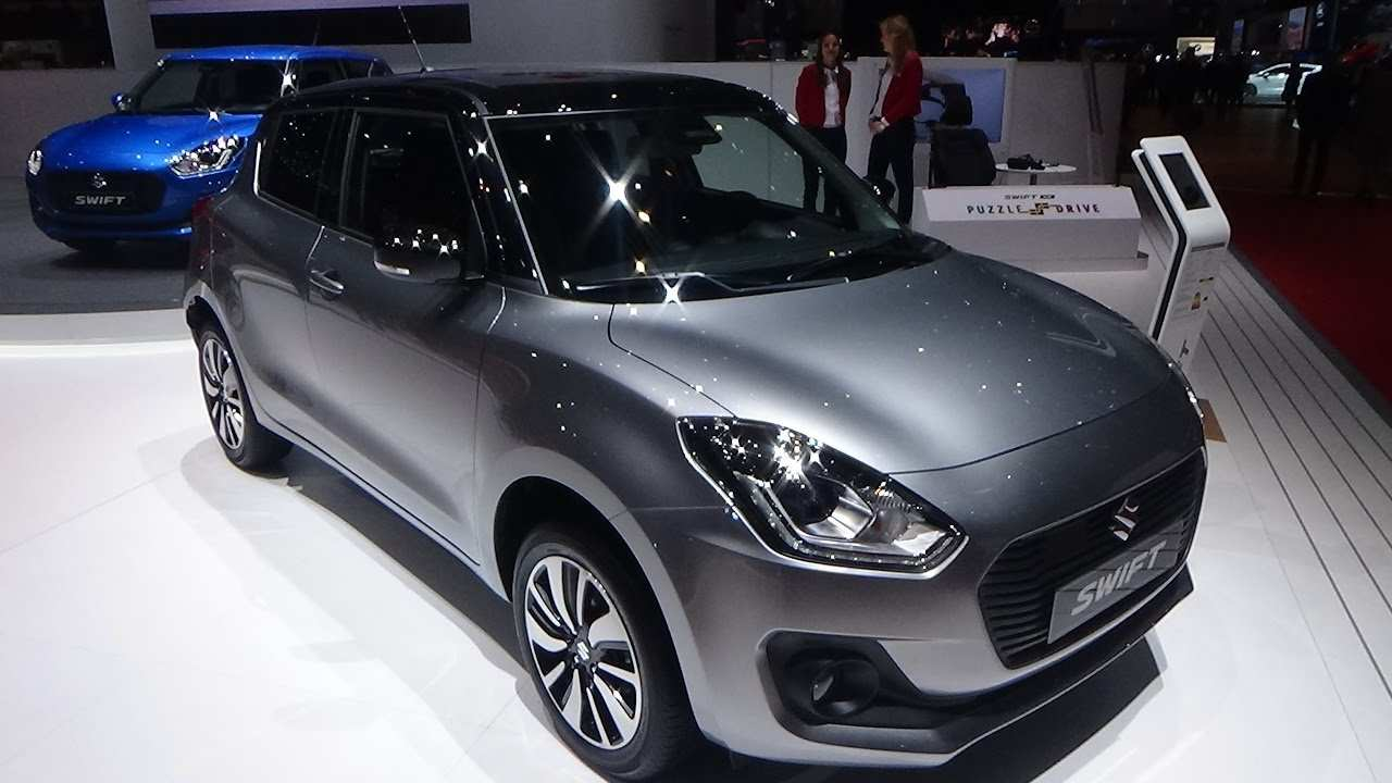 26 Concept of 2020 Suzuki Swift 2018 History with 2020 Suzuki Swift 2018
