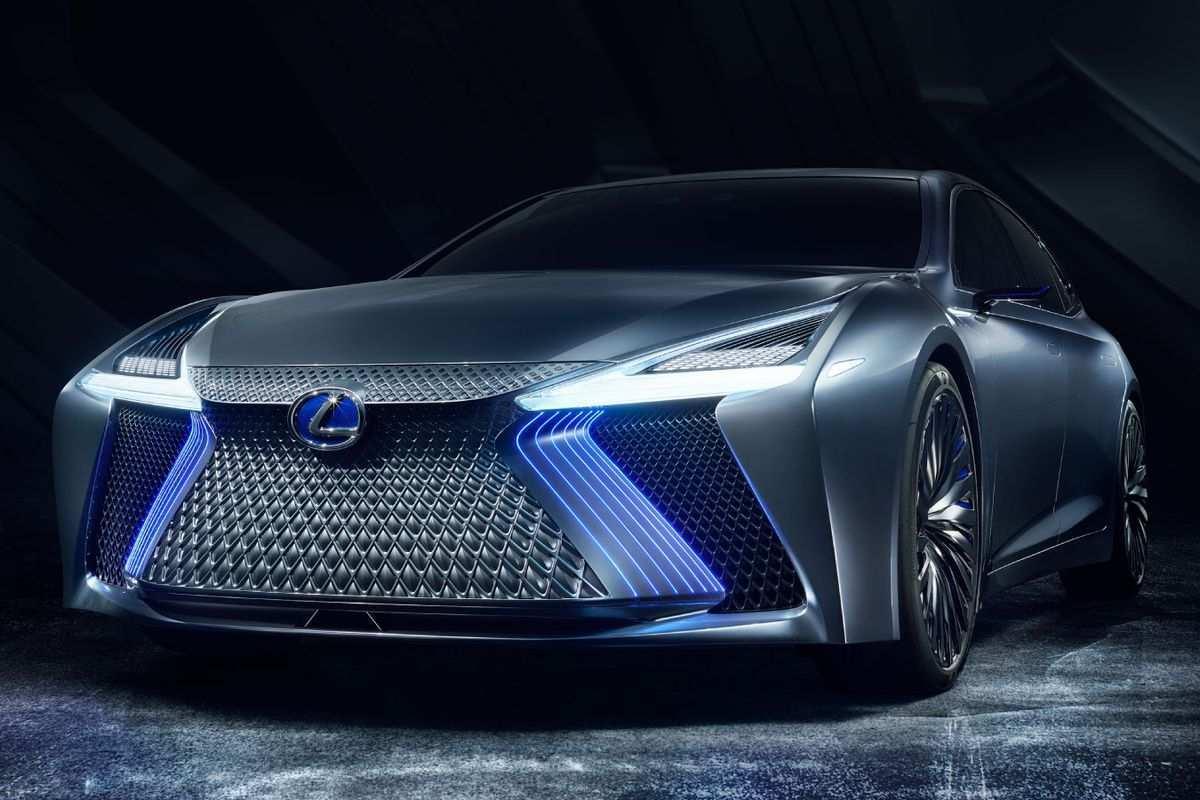 26 Concept of Lexus 2020 Es New Concept First Drive for Lexus 2020 Es New Concept