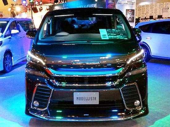 26 Concept of Toyota Vellfire 2020 Style by Toyota Vellfire 2020