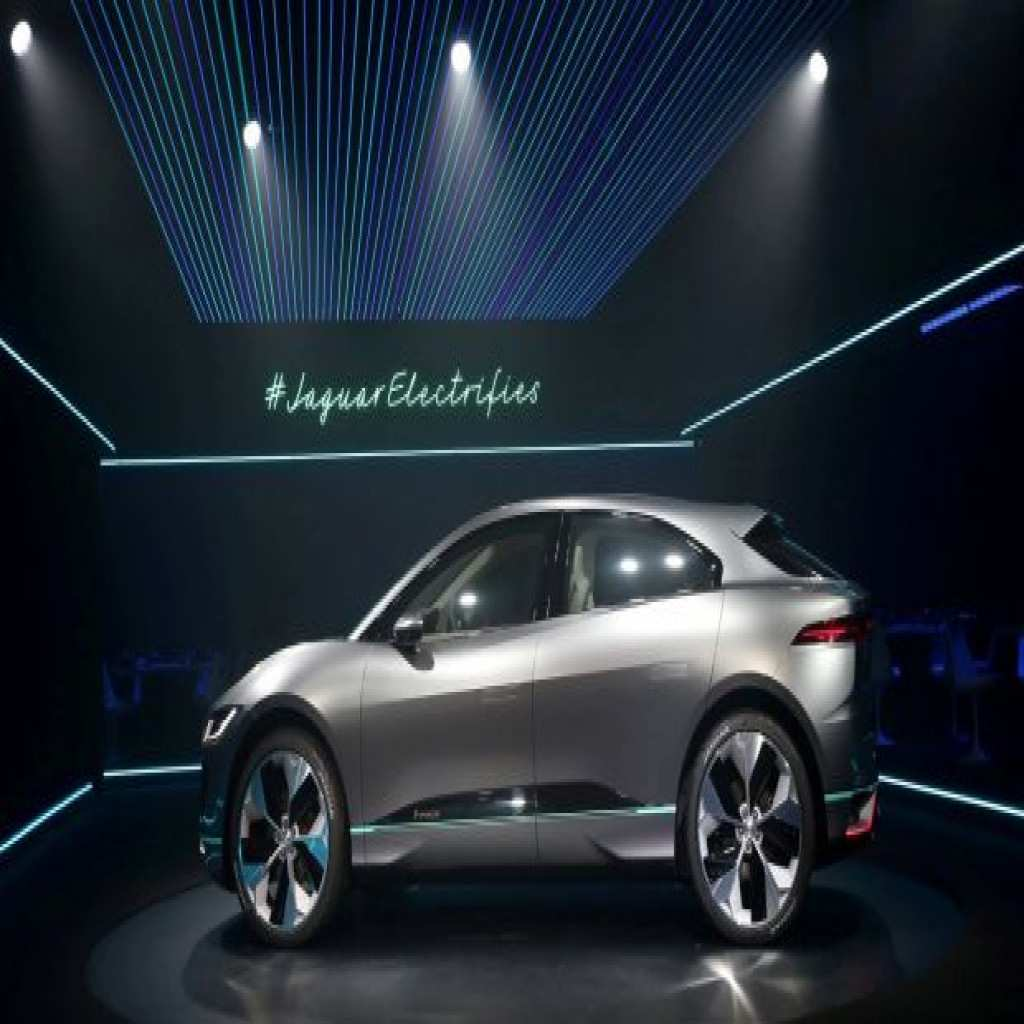 26 Gallery of 2020 Jaguar I Pace First Edition New Concept for 2020 Jaguar I Pace First Edition