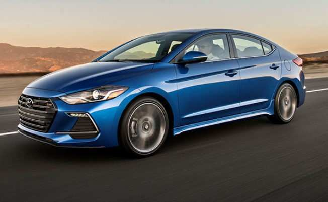 26 Great 2020 Hyundai Elantra Sedan Exterior for 2020 Hyundai Elantra Sedan