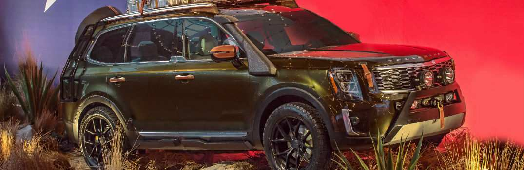 26 Great 2020 Kia Telluride Exterior Picture with 2020 Kia Telluride Exterior