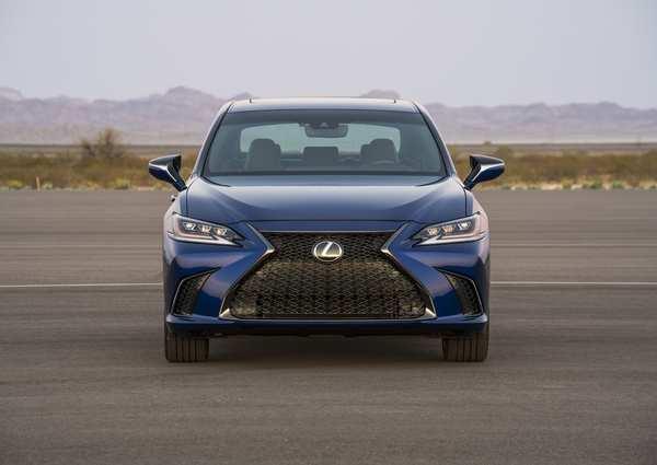 26 Great Lexus Es 2020 Vs 2018 Model with Lexus Es 2020 Vs 2018