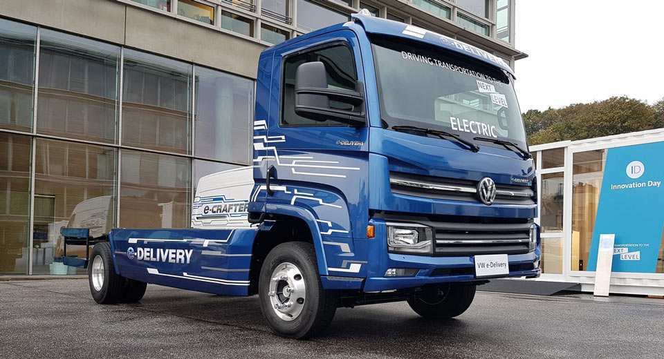 26 Great Volkswagen Truck 2020 Redesign and Concept by Volkswagen Truck 2020