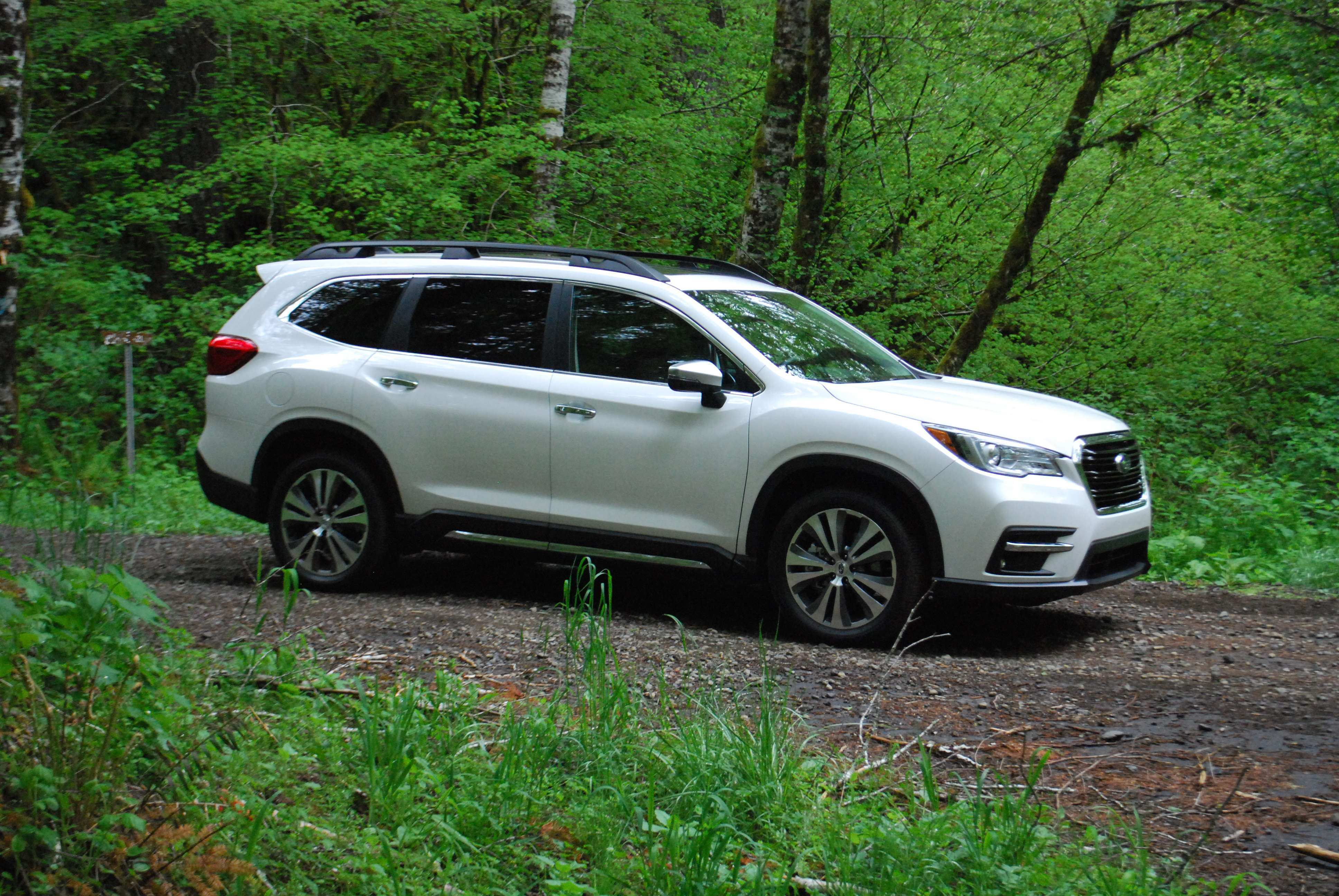 26 New 2020 Subaru Ascent Ground Clearance History with 2020 Subaru Ascent Ground Clearance
