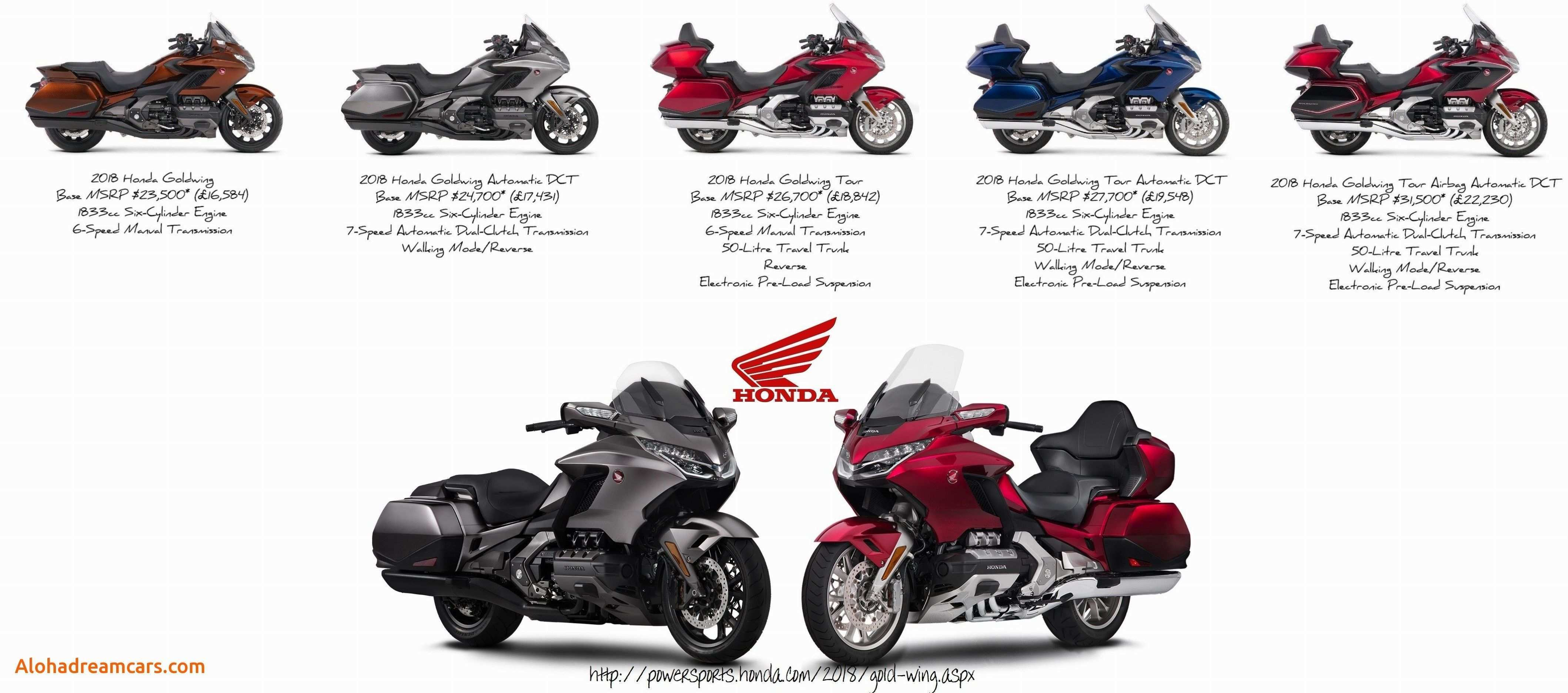 26 The 2020 Honda Gold Wing Style by 2020 Honda Gold Wing
