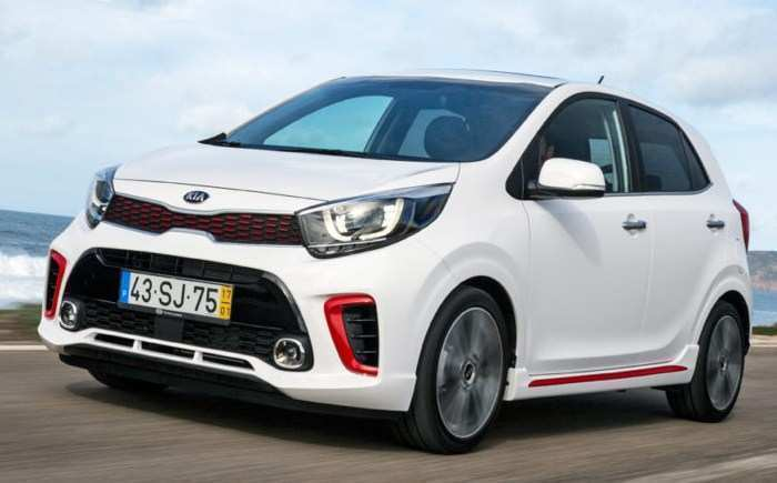 26 The Kia Picanto 2020 Exterior New Review with Kia Picanto 2020 Exterior