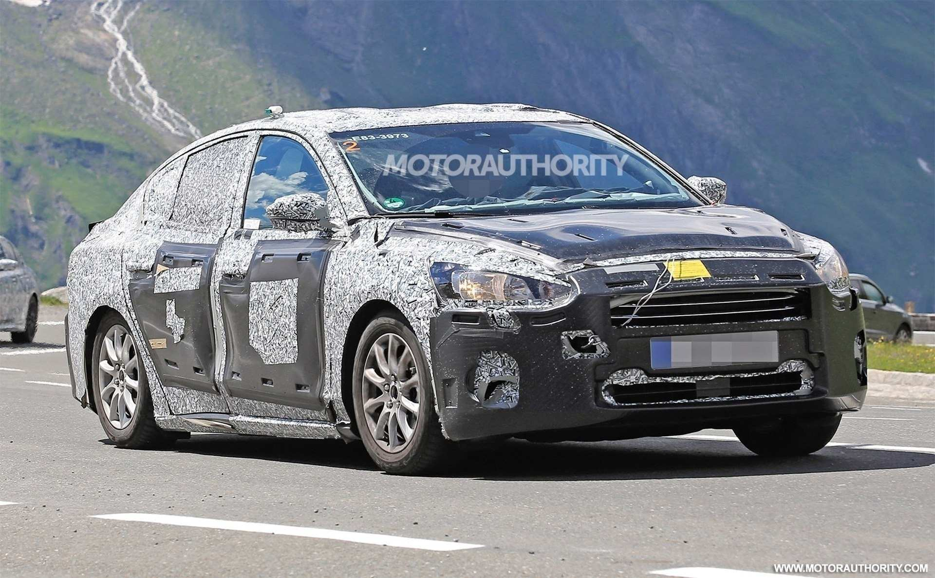 26 The Spy Shots 2020 Ford Fusion Specs and Review for Spy Shots 2020 Ford Fusion