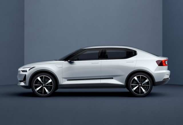 26 The Volvo All Electric 2020 Release by Volvo All Electric 2020