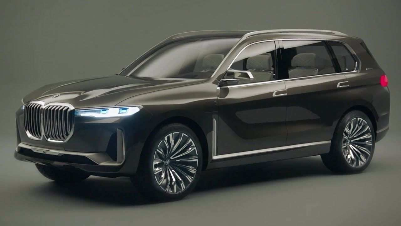 27 All New 2020 BMW X7 Suv Concept for 2020 BMW X7 Suv