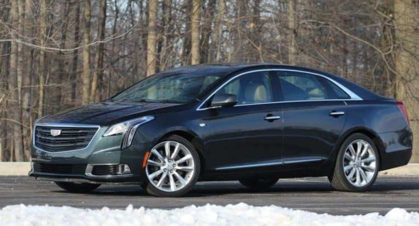 27 All New 2020 Cadillac XTS Redesign with 2020 Cadillac XTS