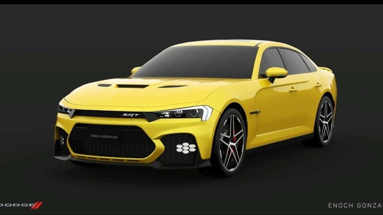 27 All New 2020 Dodge Charger Srt8 Hellcat Redesign by 2020 Dodge Charger Srt8 Hellcat