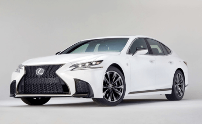 27 All New Colors Of 2020 Lexus Es 350 Style with Colors Of 2020 Lexus Es 350