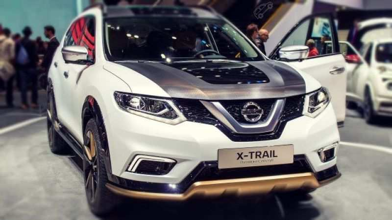 27 All New Nissan X Trail 2020 Exterior Spy Shoot by Nissan X Trail 2020 Exterior
