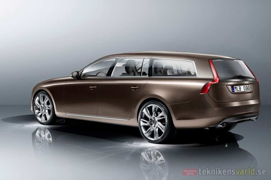 27 All New Volvo V90 2020 Exterior by Volvo V90 2020