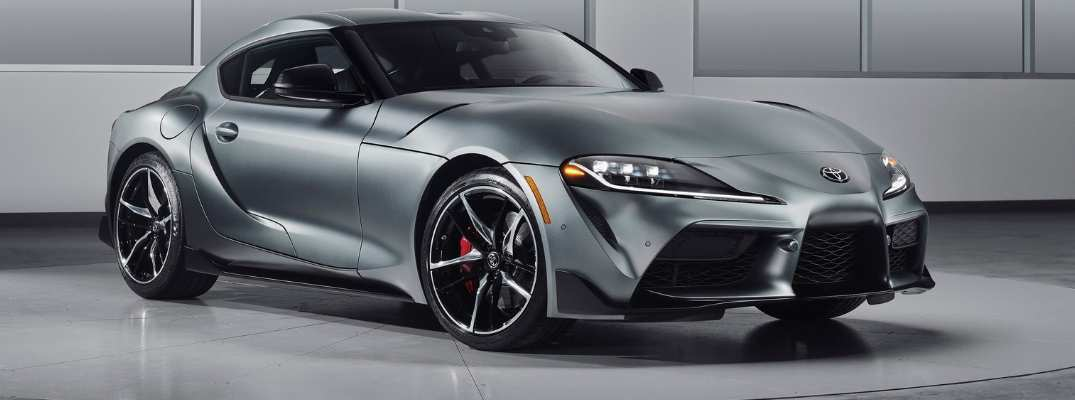 27 Best Review 2020 Toyota Supra Exterior Photos with 2020 Toyota Supra Exterior