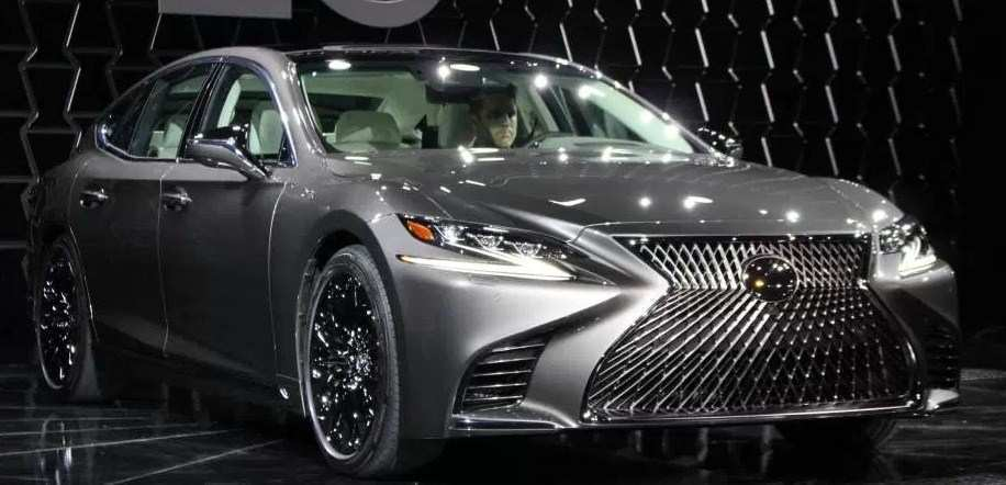 27 Concept of 2020 Lexus LS Exterior by 2020 Lexus LS