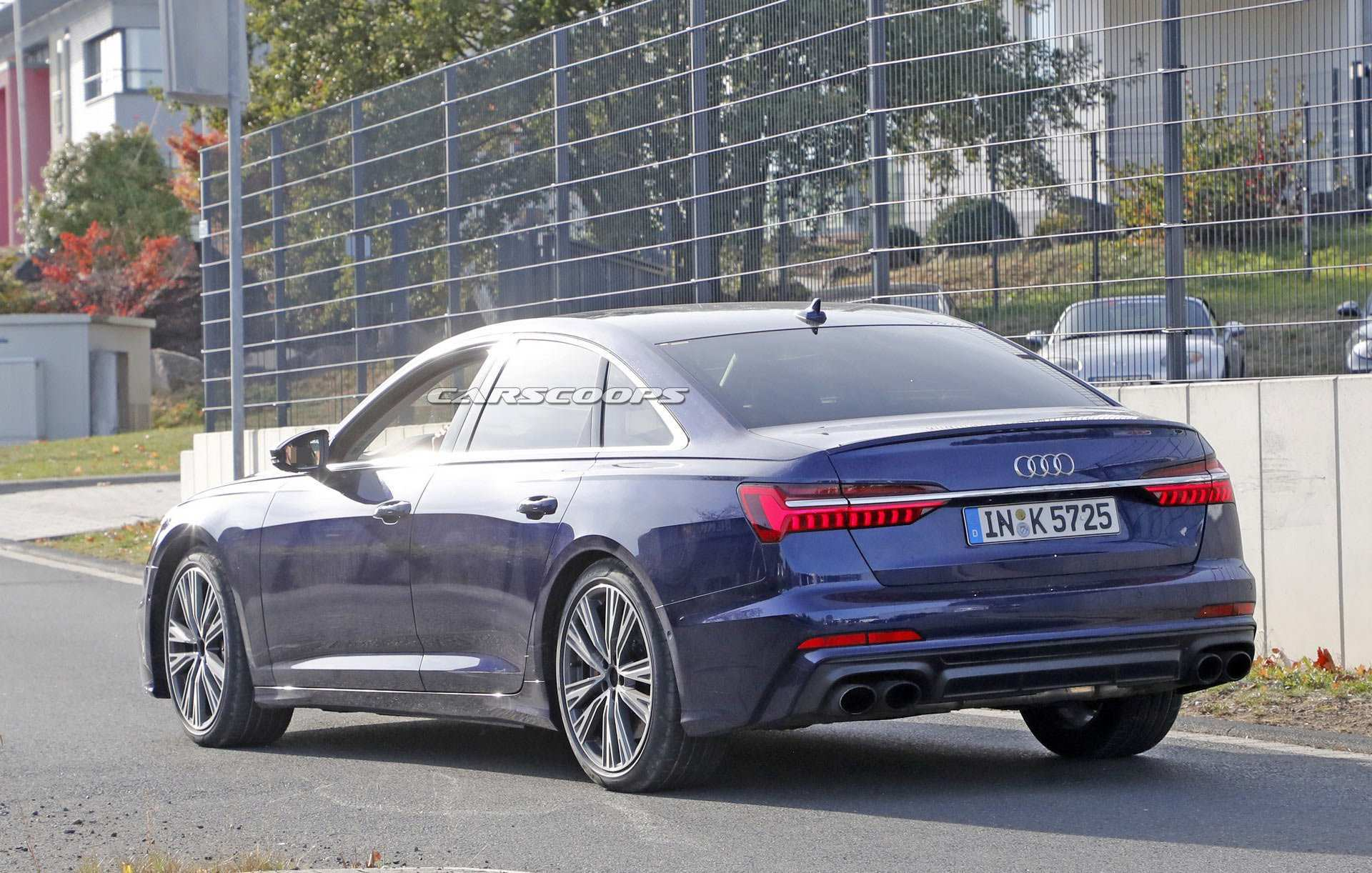 27 Gallery of 2020 Audi S6 Overview by 2020 Audi S6