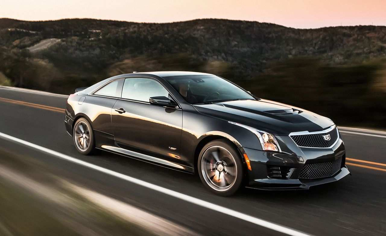 27 Gallery of 2020 Cadillac ATS V Coupe Performance by 2020 Cadillac ATS V Coupe