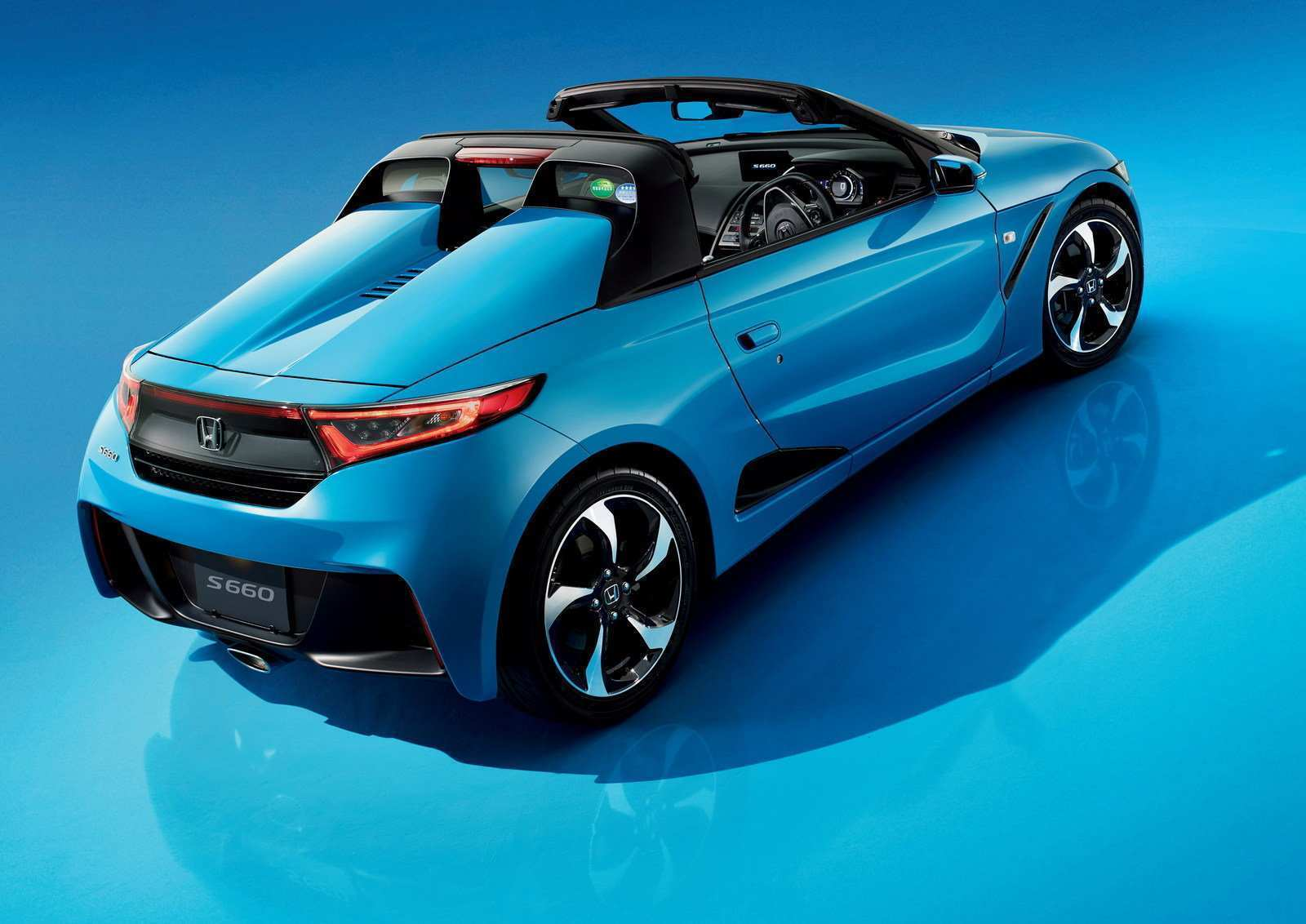 27 Gallery of 2020 Honda S660 Picture by 2020 Honda S660