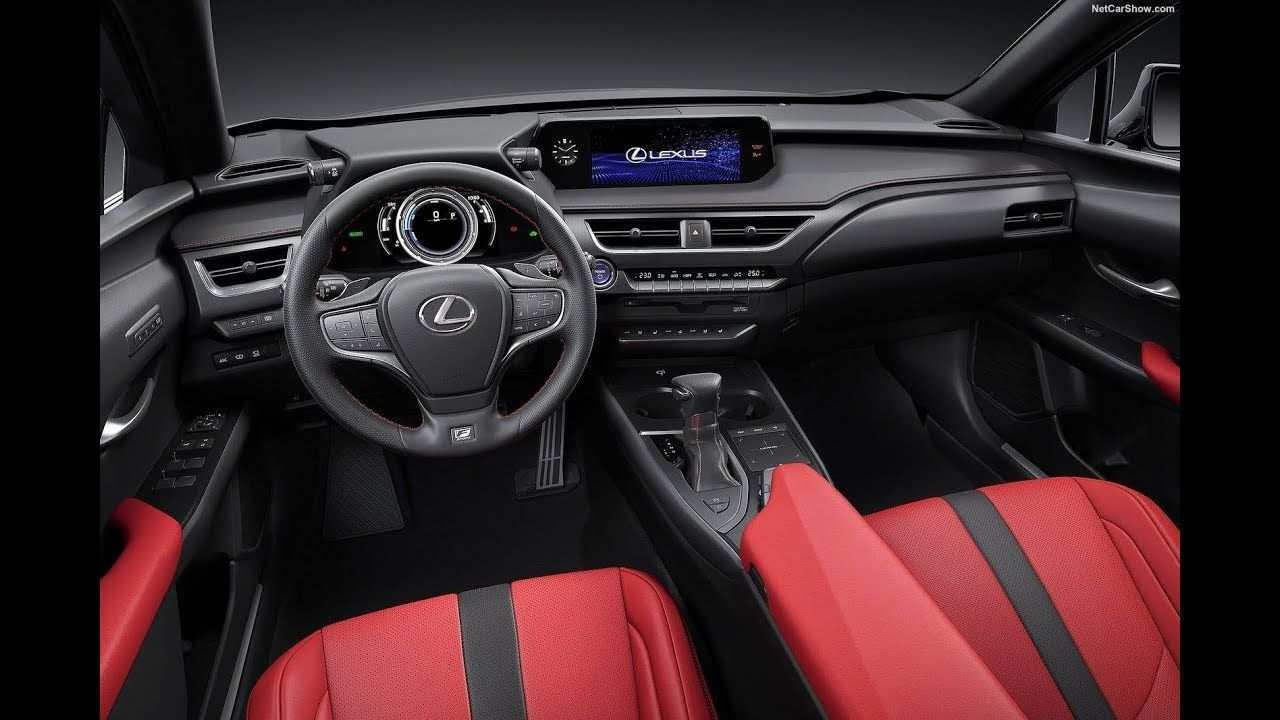 27 Gallery of 2020 Lexus Ux Exterior New Review with 2020 Lexus Ux Exterior
