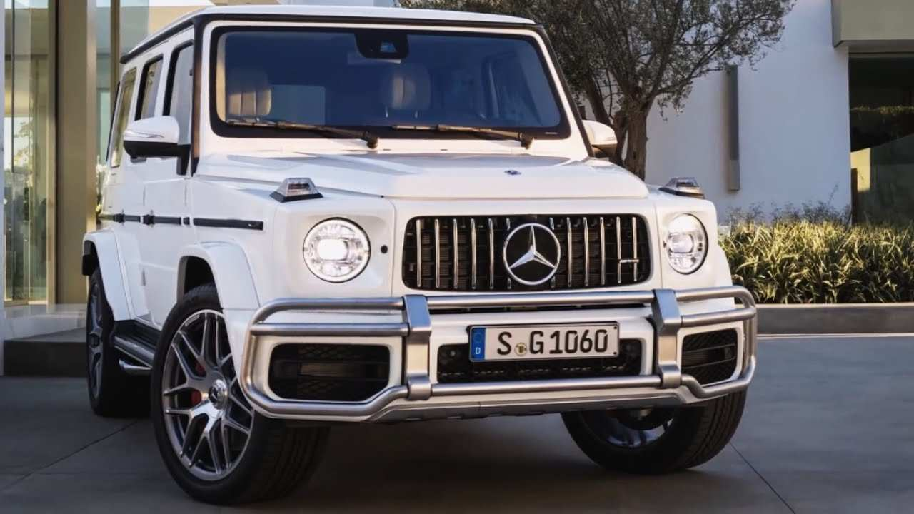 27 Gallery of 2020 Mercedes G Wagon Exterior Date Rumors with 2020 Mercedes G Wagon Exterior Date
