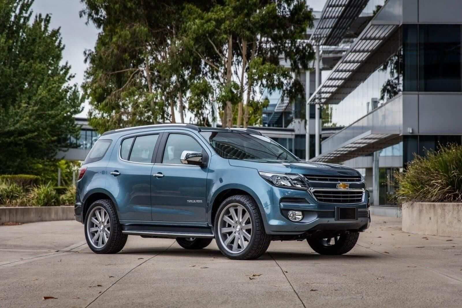 27 Gallery of 2020 Trailblazer Ss Us Release for 2020 Trailblazer Ss Us