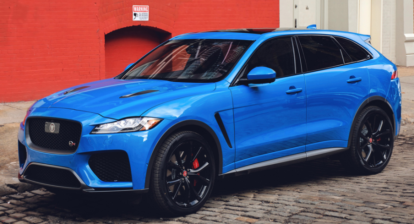jaguar suv 2020 - car review : car review