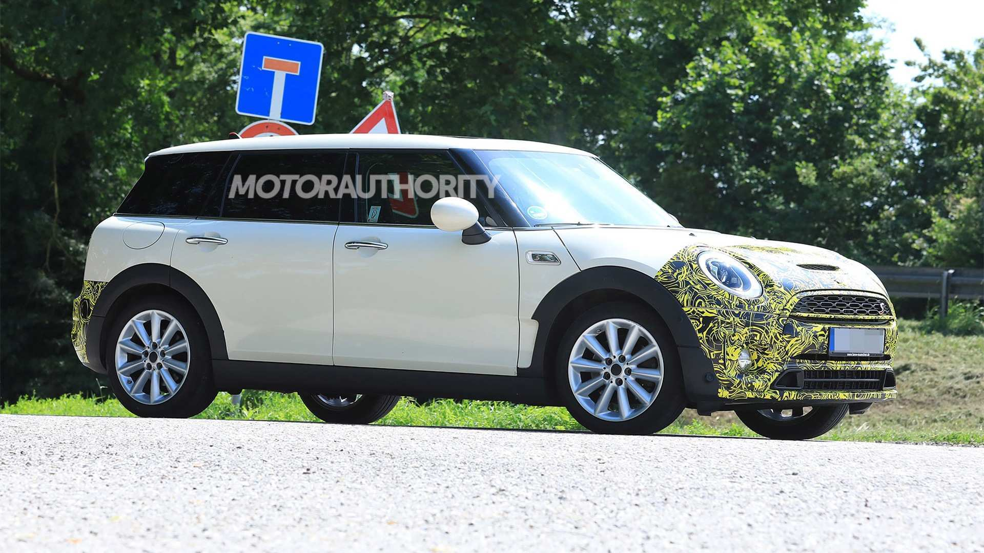 27 Gallery of Spy Shots 2020 Mini Countryman Spesification by Spy Shots 2020 Mini Countryman