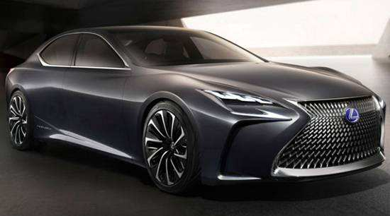27 Great 2020 Lexus F Sport New Concept by 2020 Lexus F Sport