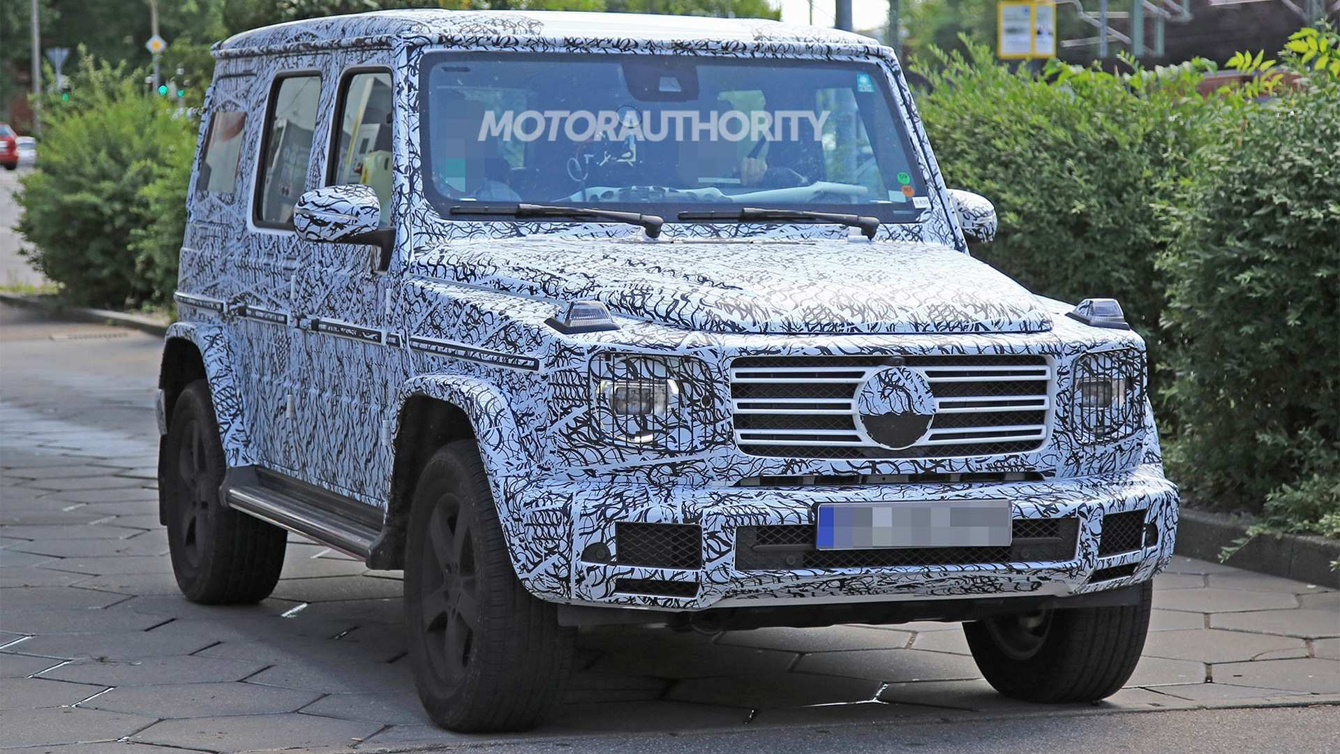 27 Great 2020 Mercedes G Class Exterior Concept by 2020 Mercedes G Class Exterior
