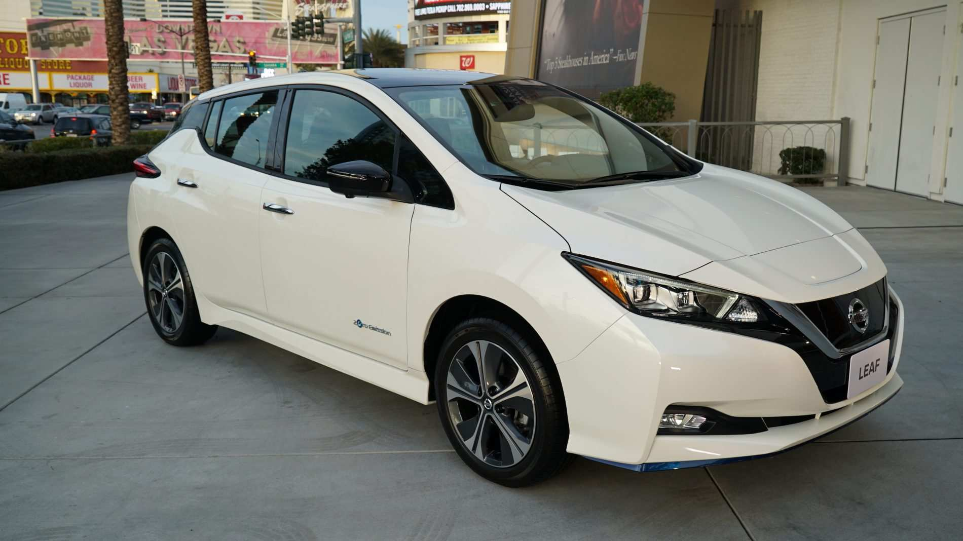 27 Great 2020 Nissan Leaf E Plus Specs and Review with 2020 Nissan Leaf E Plus