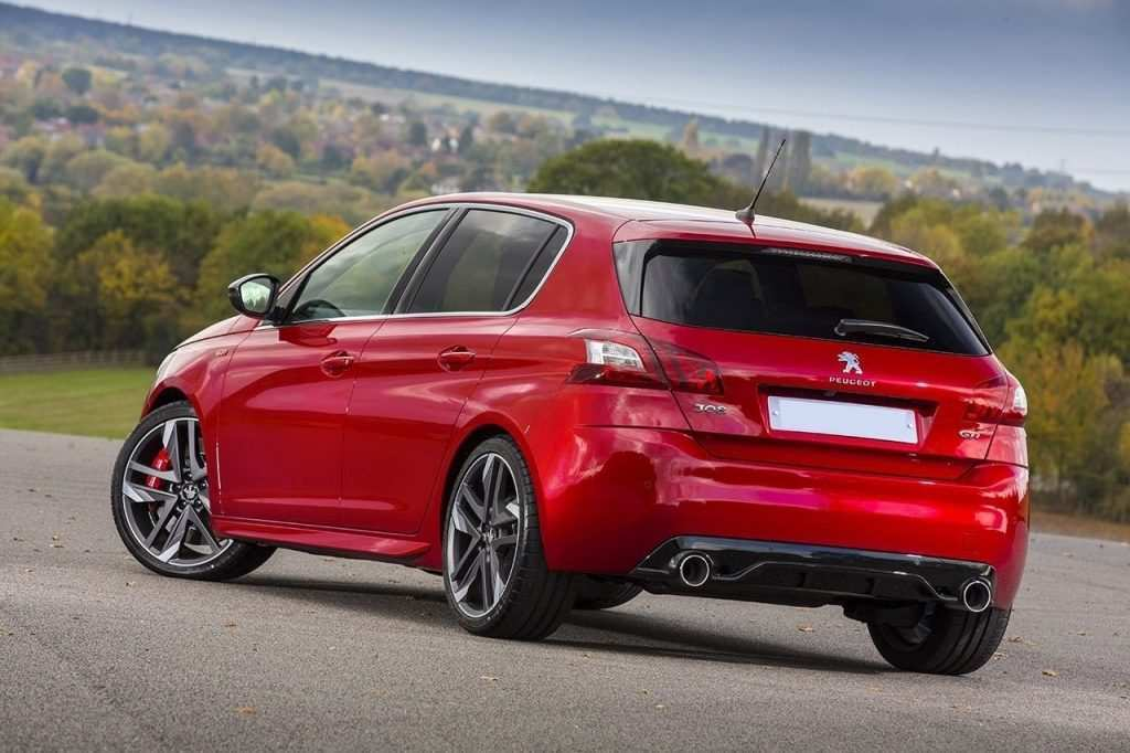 27 Great 2020 Peugeot 308 Picture with 2020 Peugeot 308