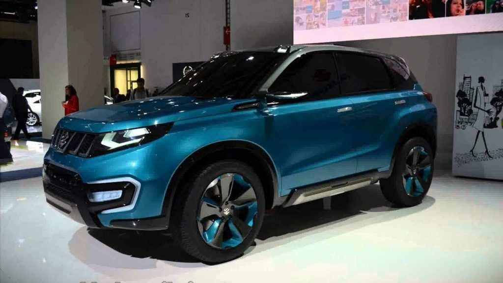 Suzuki vitara 2020 test